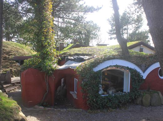 Die Kupferkanne auf Sylt/Kampen
