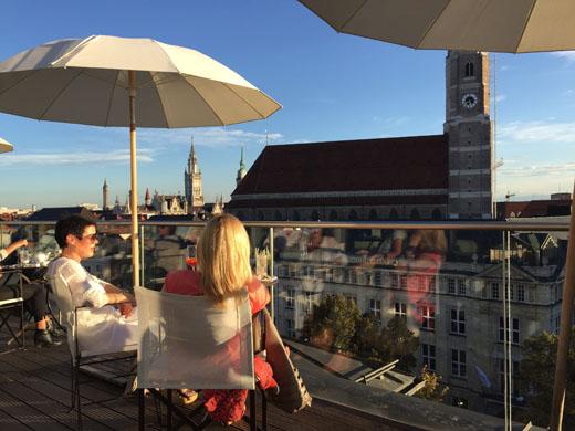 Hotel Bayerischer Hof, München