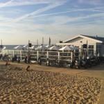 Branding Beach Club, Noordwijk, Niederlande