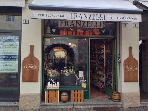 Feinkost Franzelli Lorenzo, Brixen