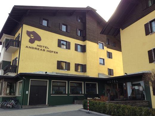Hotel Andreas Hofer, Bruneck, Südtriol