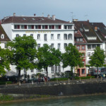 Hotel Krafft, Basel, Switzerland