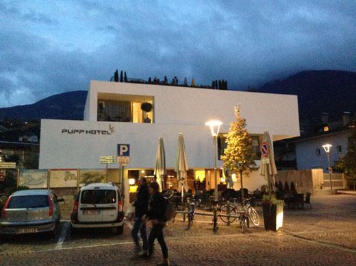 Hotel Pupp, Brixen, Südtirol, Italien