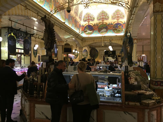 Foodhall at Harrods