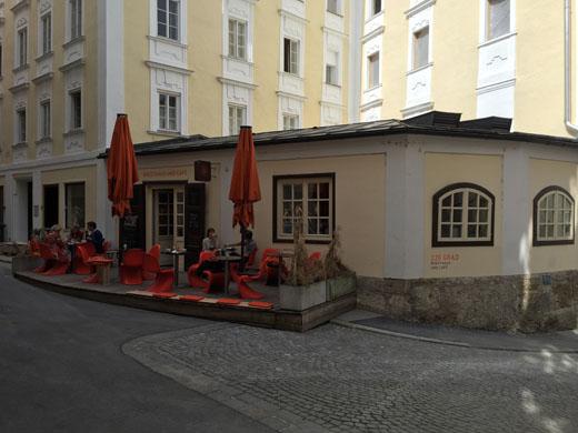 220° Cafe, Salzburg