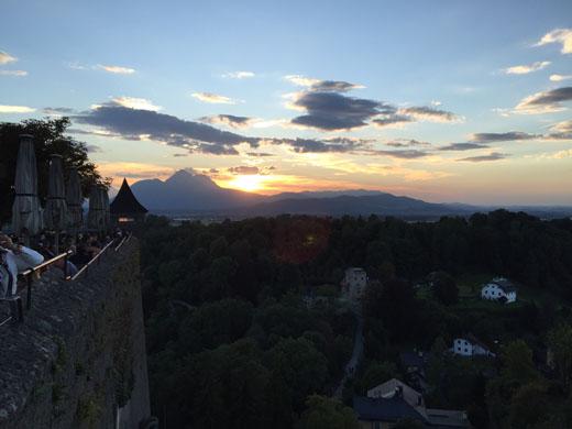 Festung, Salzburg