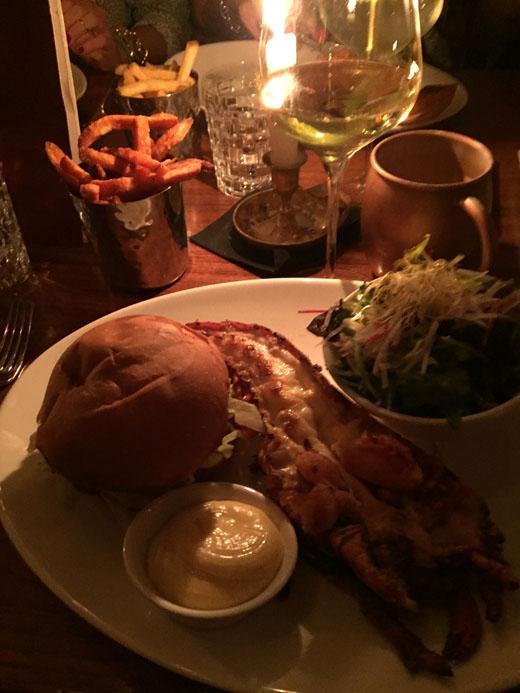 Burger & Lobster Bank, München