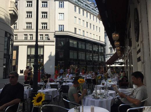 Schwarzes Kameel, Wien