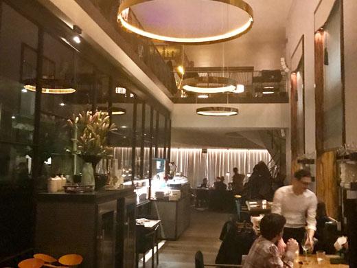Koi Restaurant, München