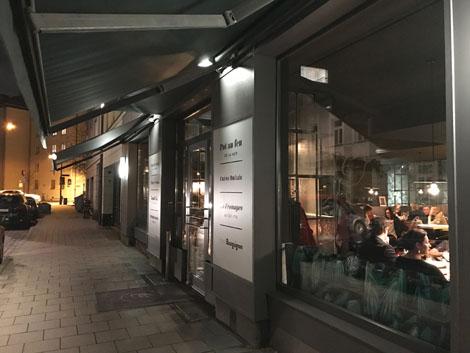 Brasserie Colette by Tim Raue, München